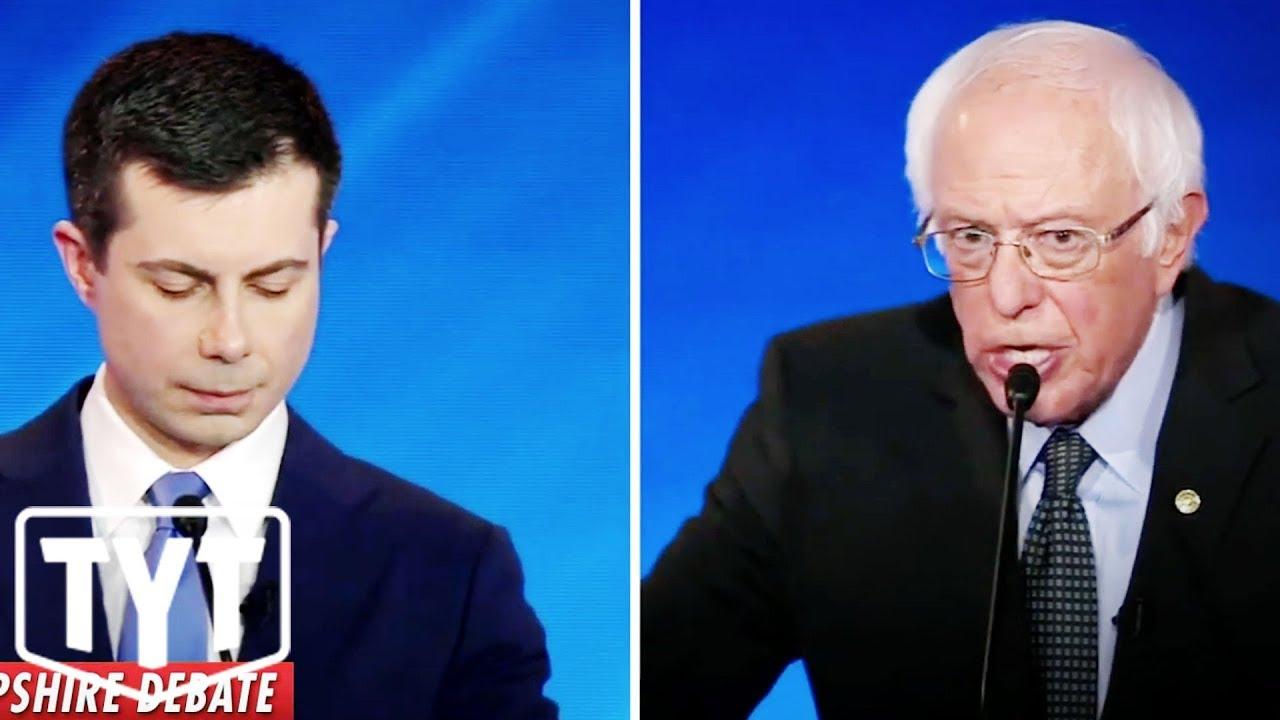 Bernie DESTROYS Pete Buttigieg During New Hampshire Debate thumbnail