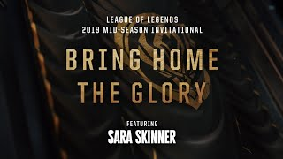 [1 Hour] Bring Home The Glory (ft. Sara Skinner) (Official Audio)