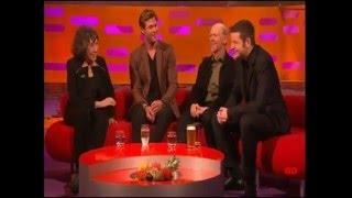 Kevin Bridges on The Graham Norton Show (4th Dec 2015)