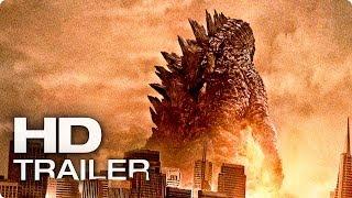 Exklusiv: GODZILLA 2014 Trailer #2 Deutsch German | Official [HD]
