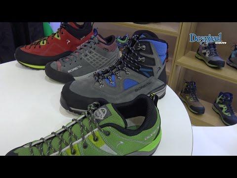 Botas y zapatillas de trekking de Boreal