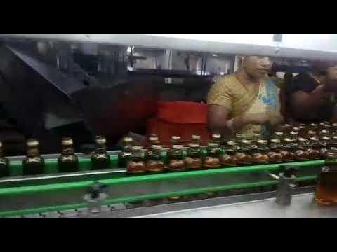 Vacuum Automatic Filling Machine