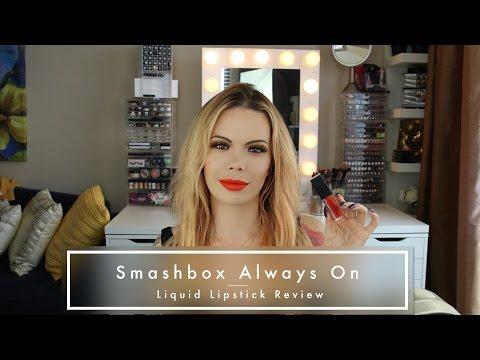 Always On Matte Liquid Lipstick by Smashbox #2