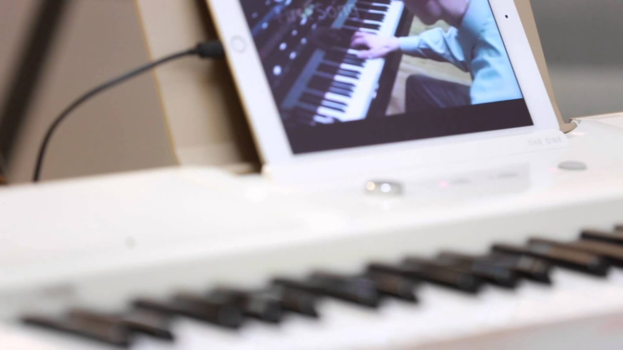 The ONE Light Keyboard // 61 Key (Black) video thumbnail