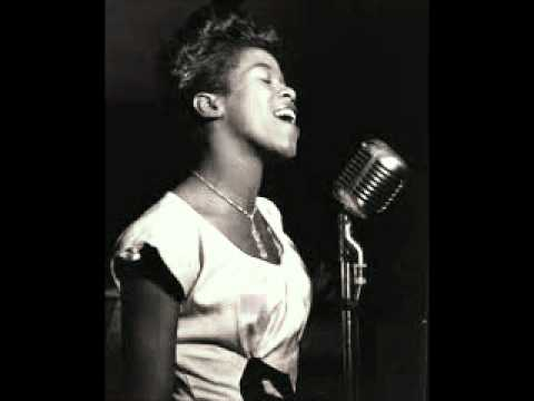 Sarah Vaughan   They Can't Take That Away From Me - Ed Anderton