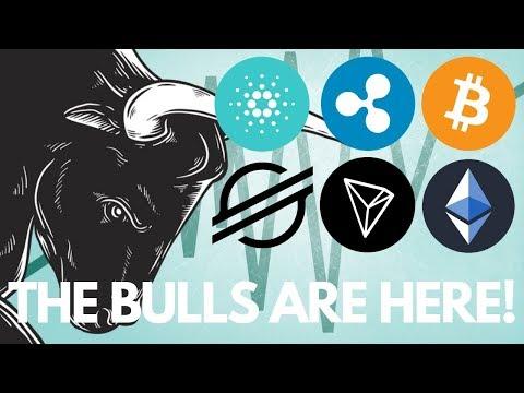 Bull Run Begins as Bitcoin Halving Approaches, Altcoin Season Imminent! Consensus 2019 - Crypto News