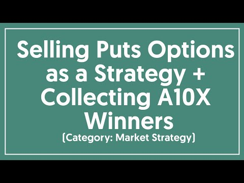 , title : 'Free Friday Class | Selling Puts Options as a Strategy + Collecting A10X Winners