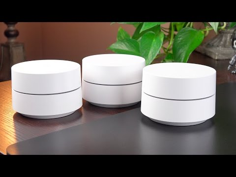 Google Wifi: Unboxing, Setup & Review