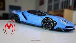 Review // Lamborghini Centenario By Autoart 118