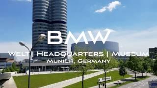 BMW Welt - Museum -  Headquarters | Munich, Germany