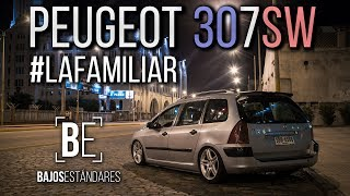 #LaFamiliarBE, Peugeot 307sw [Film]