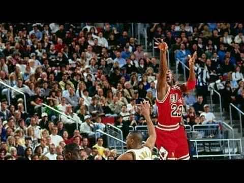 Michael Jordan Half Court Shot Compilation