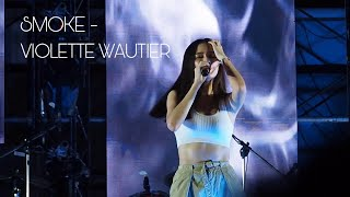 Smoke   Violette Wautier LIVE @CAT EXPO 5