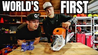 STIHL MS500i FUEL INJECTED CHAINSAW |Is It Worth The Money? | Review By A Pro Lumberjack