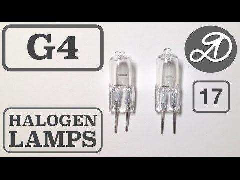 G4 halogen bulb, 12V, 20W. Cheapest halogen bulbs. Parcel AliExpress (17)