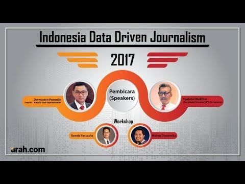 Indonesia Data Driven Journalism 2017