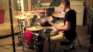The Word Alive - Broken Circuit Drum Cover