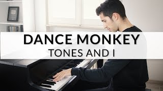 Tones and I - Dance Monkey | Piano Cover