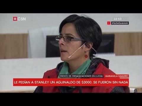"""Participación del FOL en el programa """"Brotes Verdes"""" de C5N"""