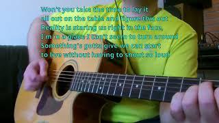 Joss Stone - This Ain't Love KARAOKE GUITAR REQUEST