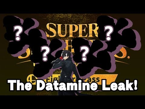 Rumour: Next DLC Fighter for Smash Bros  Ultimate Seemingly Teased