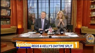 Regis Philbin Throws Major Shade At Kelly Ripa