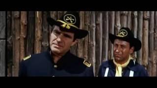 """Фильм-вестерн """"Палец на курке"""",1965 год."""