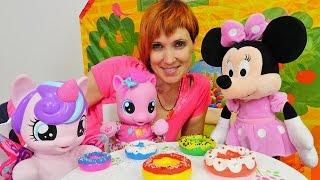 Свинка Пеппа и Пинки Пай в детском садике Капуки Кануки