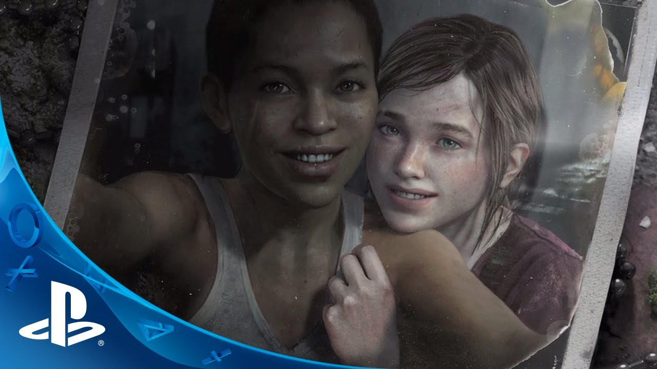 The Last of Us: Left Behind Trailer, Interview