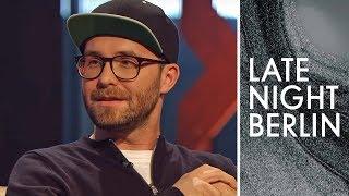 Mark Forster im Interview: Das krasse Leben als TVOG-Coach   Late Night Berlin   ProSieben