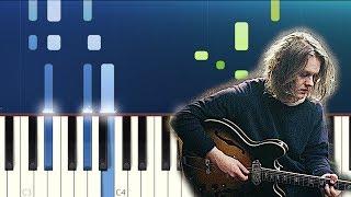 Lewis Capaldi   Bruises (Piano Tutorial)