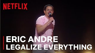Eric Andre: Legalize Everything Teaser