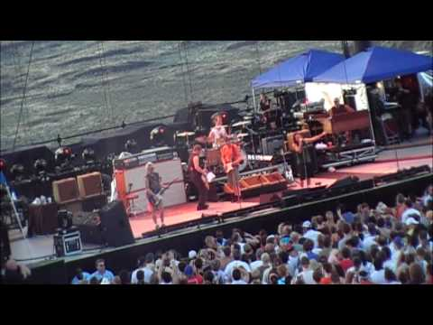 Pearl Jam - The Gorge 2006: 10.) Marker In The Sand