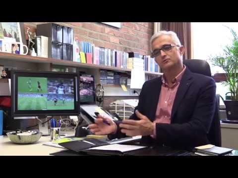 Wat verwacht professor Helsen van het eerste WK voetbal met videoref?