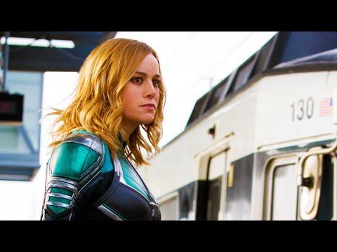 Captain Marvel (Clip 'Fights a Skrull')