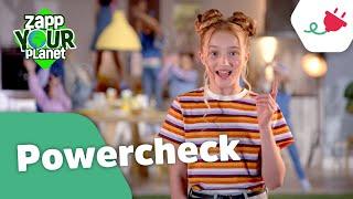Kinderen voor Kinderen - Power Check (Officiële Zapp Your Planet videoclip)