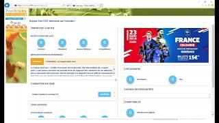Activation du service de Dématérialisation des licences