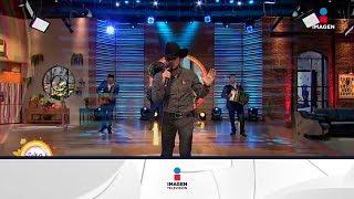 ¡Joss Favela Canta 'Por Qué No Te Enamoras' En El Foro!   Sale El Sol