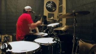 Spin Around (Josie and the Pussycats) Drum Cover (with broken stick)