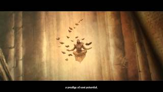 Diablo 3 - Intro video + all Act 1 Male Character videos HD