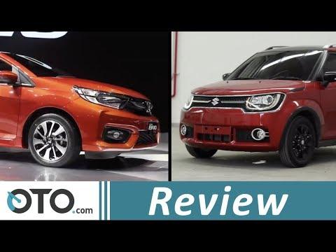 Honda Brio RS CVT vs Suzuki Ignis GX AGS | Review | Pilih Yang Mana? | OTO.com