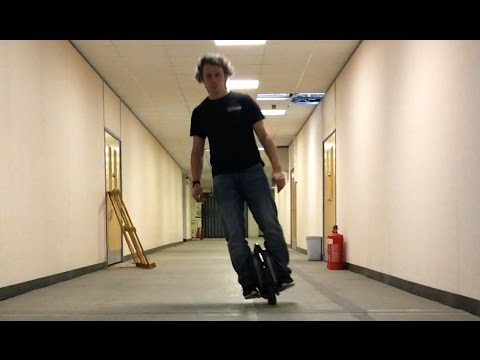Gotway MCM4 Electric Unicycle – First Ride and Extensive Review