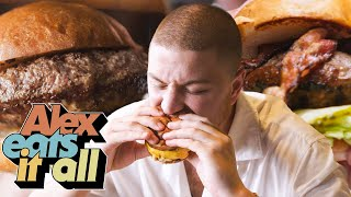 9 Juicy Lucy Cheeseburgers in 9 Hours. Which is the Best?   Bon Appétit