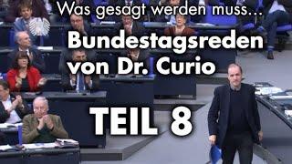 Unbequeme Wahrheiten im Bundestag - Teil 8
