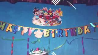 hum sab bolenge happy birthday to you by ishika chaudhary