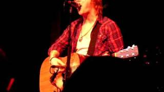 Aaron Gillespie Washed Away Main Street Cafe 12 11 10