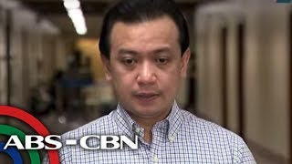 The World Tonight: Another inciting to sedition case filed against Trillanes