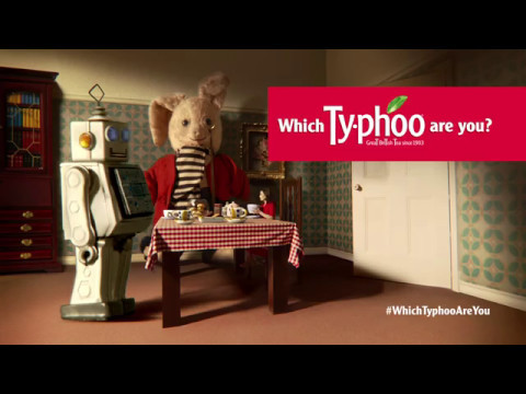 Typhoo Tea Commercial (2017) (Television Commercial)