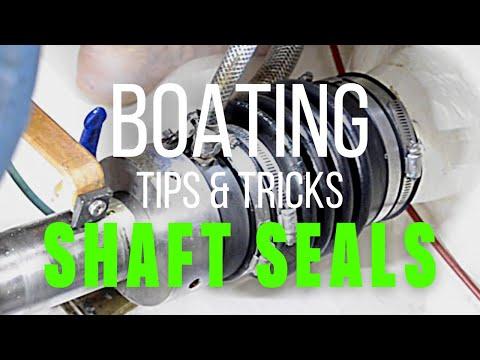 PSS Shaft Seals - Boating Tips & Tricks