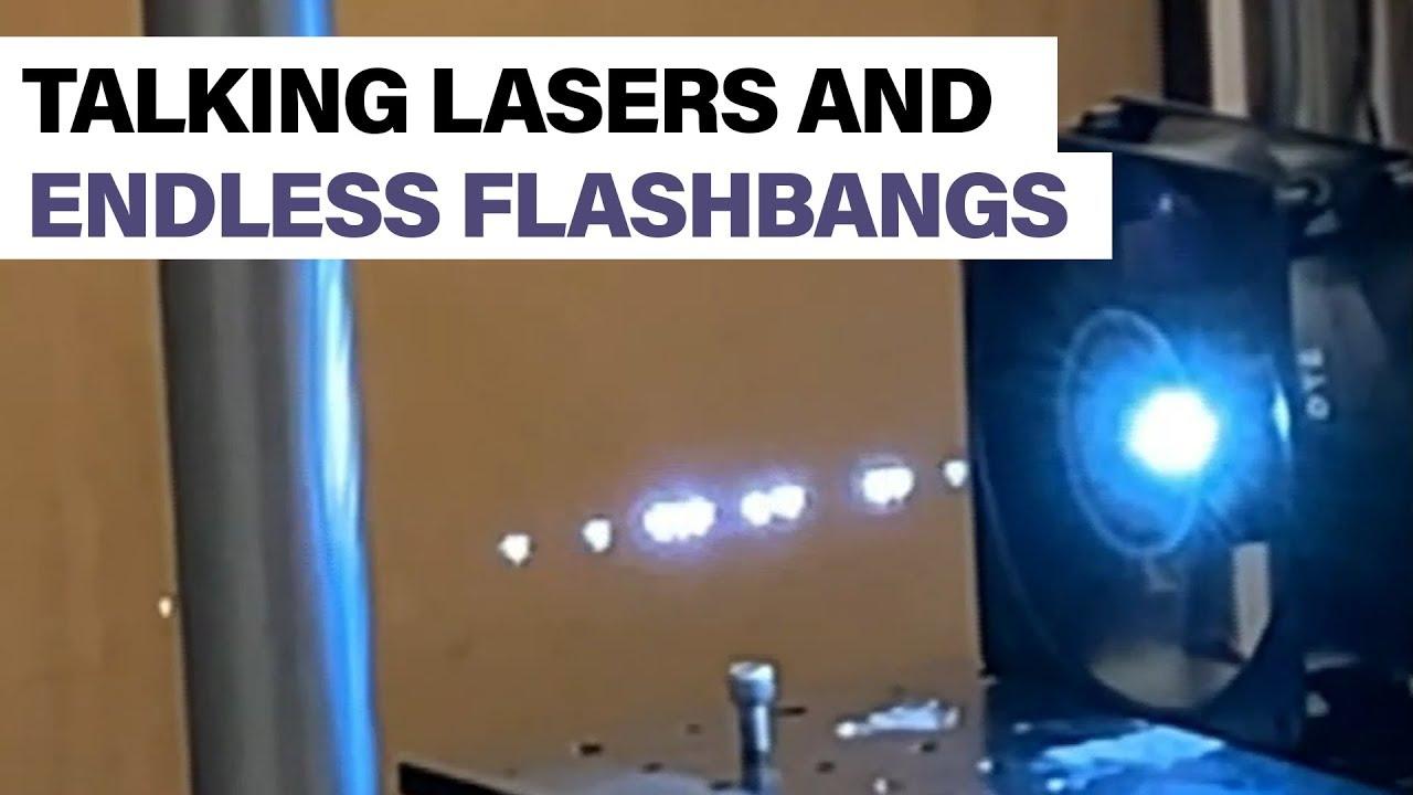 Пентагон разрабатывает «говорящие» лазеры. Что это такое и зачем нужны?